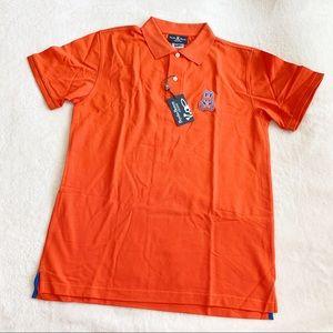 NWT Authentic Psycho Bunny Polo Shirt